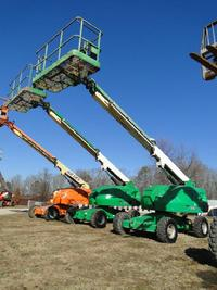 JLG 400S 4WD For Sale